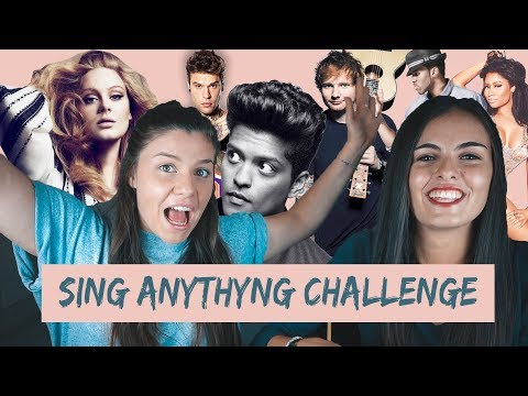 SING ANYTHING CHALLENGE #2 | Opposite (PART 1)