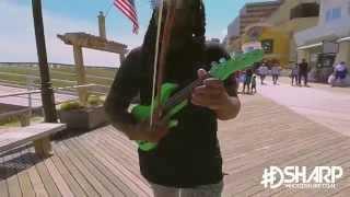 DSharp - Major Lazer & DJ Snake - Lean On ft. MØ (Violin and Dance Cover)