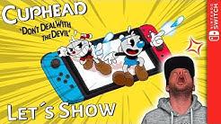🔴 CUPHEAD ☕ Die ersten 2 Stunden Rage mit der Nintendo Switch Version