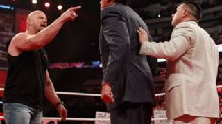Raw: Cole reveals the special referee for his WrestleMania match
