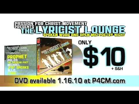 Lyricist Lounge VOL. 1 DVD ***NOW AVAILABLE!!!***