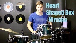 Heart Shaped Box Drum Tutorial - Nirvana