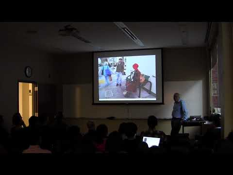 TTIC Distinguished Lecture Series - Jitendra Malik