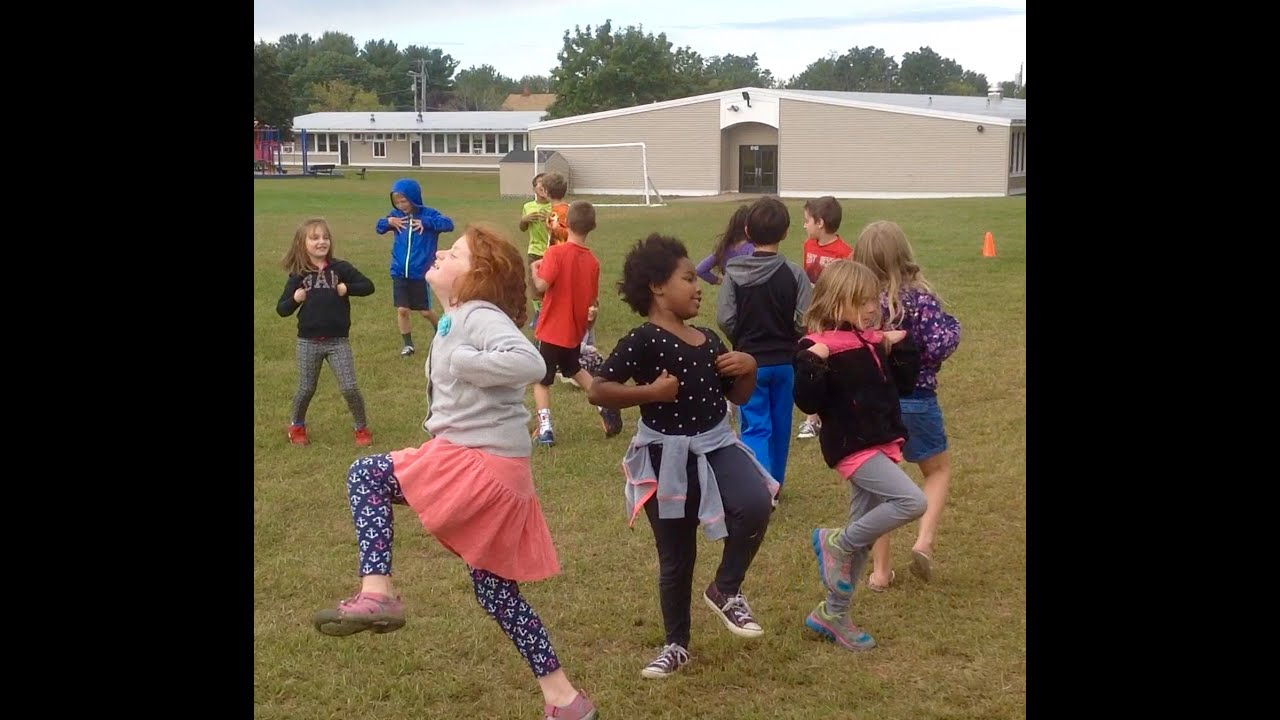 Elementary Physical Education - Common Core Activities