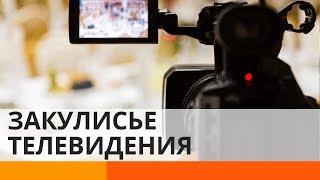 Ахава Тесленко показала закулисье съемочного процесса - Утро в Большом Городе