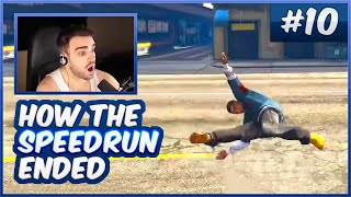 Missing Shots, 'Baron Boost', Another Softlock - How'd The GTA Speedrun End - Ep 152