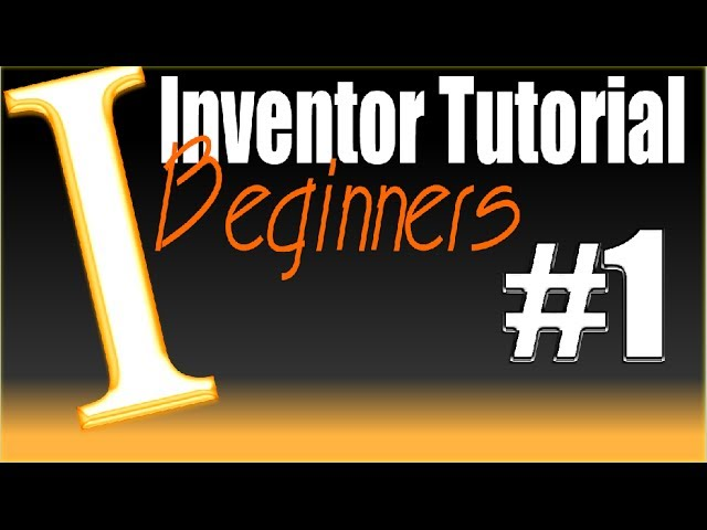 AutoDesk Inventor Complete Learning Tutorials. Starting from Beginners level!