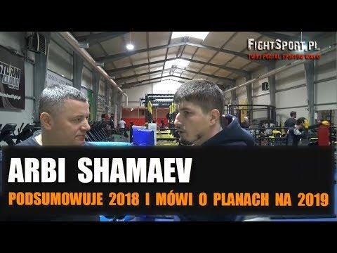 Arbi Shamaev O 2018 W Berkut WCA, Powrocie Pudzianowskiego, Poszukiwaniach Trenera Dla Szpilki I Izu