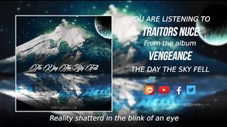 The Day The Sky Fell - Traitors Nuce [Feat. Devin Julius on Lead Guitar]