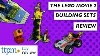 The LEGO Movie 2 Emmet and Benny