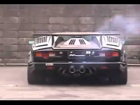 Lamborghini Countach sickest Lambo ever!