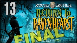 Mystery Case Files 5: Return to Ravenhearst [13] w/YourGibs - TRACKING DOWN JEWEL HEARTS - ENDING
