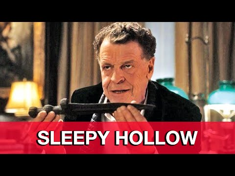 Sleepy Hollow Season 3 Interview - John Noble