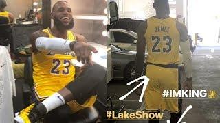 LeBron James & Kobe FINALLY Spotted Together!