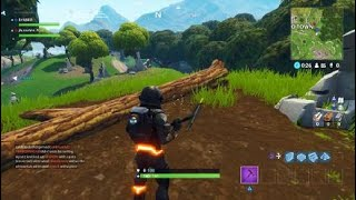 """Search between a Stone Circle, Wooden Bridge, and a Red RV"" FORTNITE BATTLE PASS"