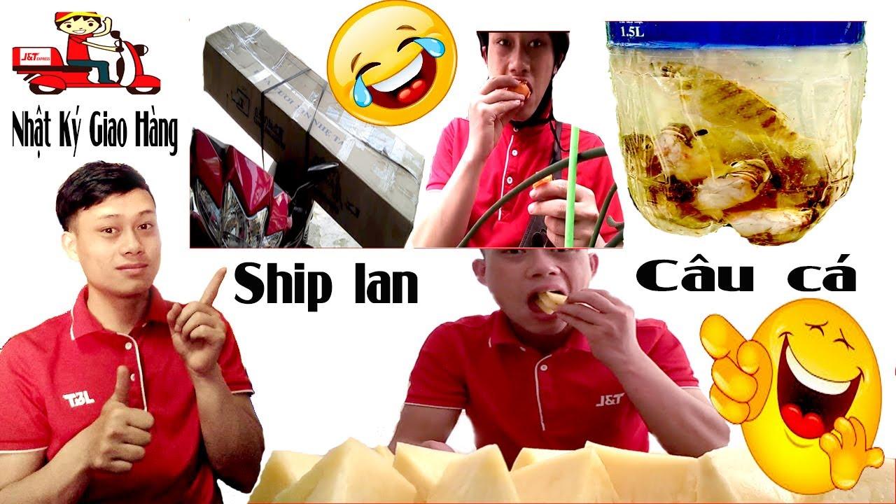 Làm Shipper Có Khổ Không l Nhật Ký Giao Hàng