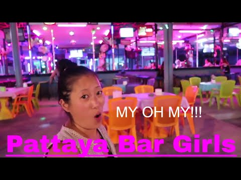 BANGKOK TO PATTAYA: PATTAYA BAR GIRLS