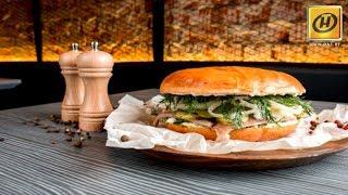 Гастрофестиваль: голландская сельдь и килограммовые гамбургеры