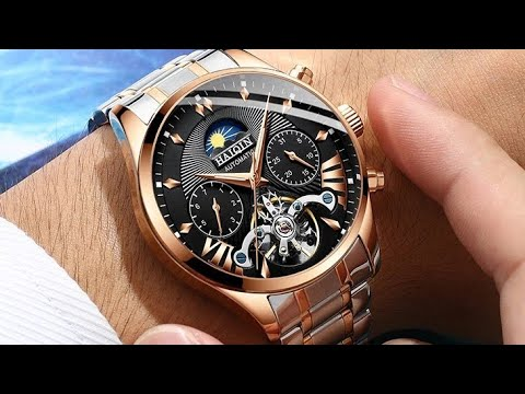 Classic Automatic Mechanical Watch HAIQIN