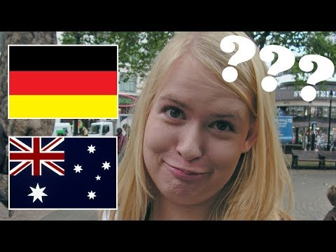 10 Weird Differences Between Australia & Germany