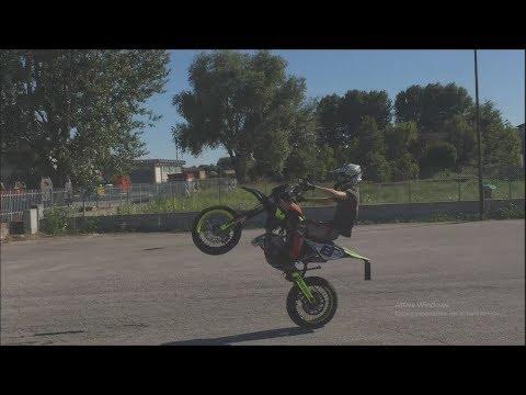 RADUNO TSB - Crash + Carabinieri!   MPR  