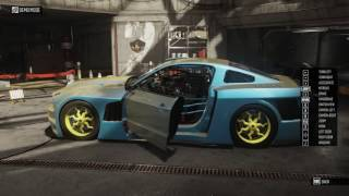 The Crew PC Gameplay Max Settings - GTX1080FE-1080p-60fps