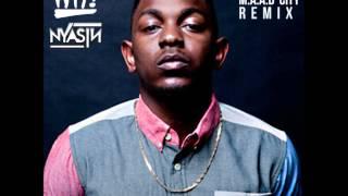 Kendrick Lamar - m.A.A.d city (NYASIN & WH!
