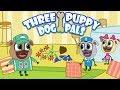 Three Puppy Dog Pals - Mother's Flower