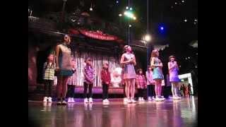 2013.03.20 サンリオピューロランドでのミラクルマーチ2ndシングル『恋...