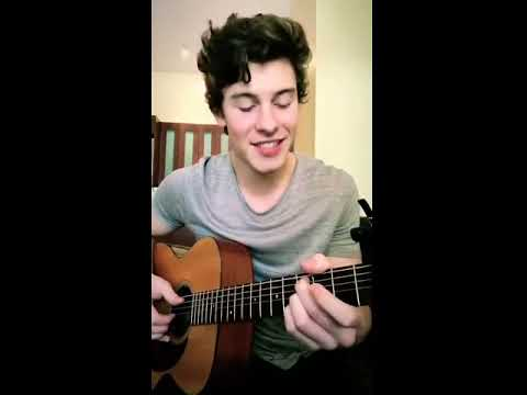 Shawn Mendes Isn't She Lovely Cover♬