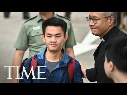 The Murder Suspect Whose Case Sparked The Hong Kong Protests Has Walked Free   TIME