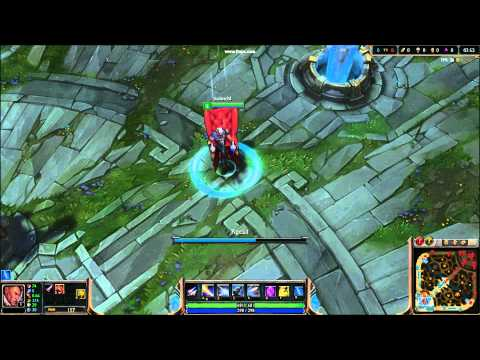 2015: Hired gun lucian skin spotlight