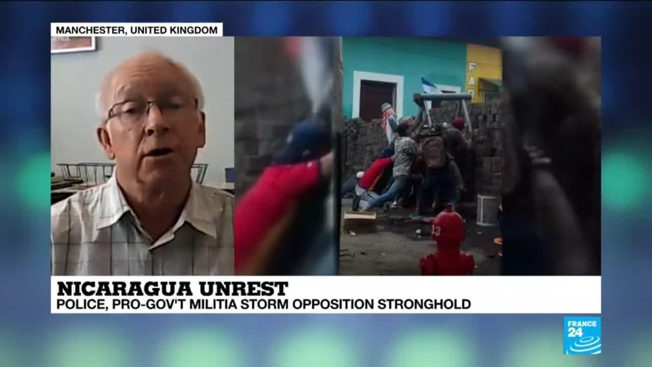 فرانس 24:Nicaragua: