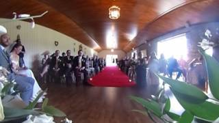 Holly & Danny Wedding Ceremony Part 1/2