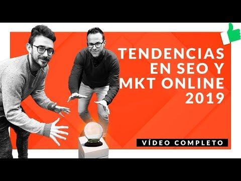🥇🥇Tendencias SEO Y Marketing Digital 2019, ¡Consejos! 🥇🥇