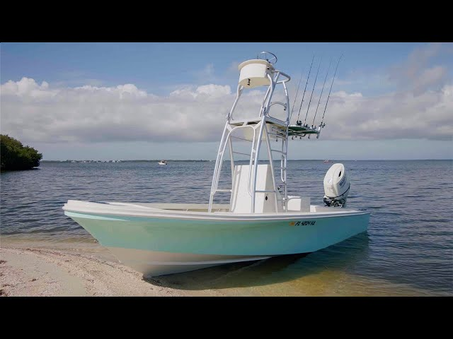 Florida Sportsman Project Dreamboat - Leaning Post Backrest Options & Repairing Damaged Gelcoat