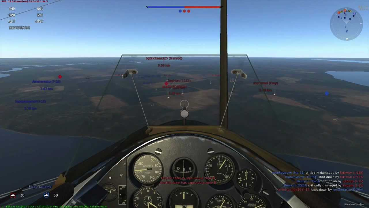War thunder game review.
