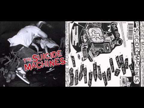 The Suicide Machines - Destruction By Definition (Full Album)