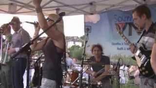 Maria Nayler & Goldmaster Allstars ~ Leigh Folk Festival 2013