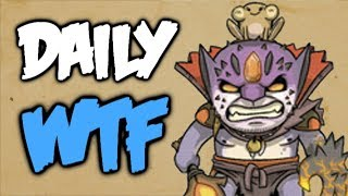 Download lagu Dota 2 Daily WTF - Support Life