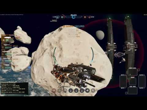 Fractured Space - Protector Gameplay (Phase 1)