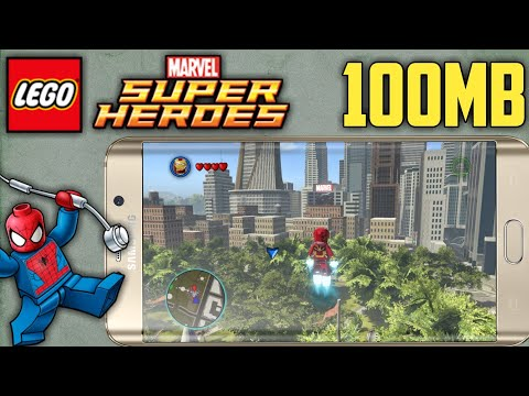 Download Lego Marvel Superhero Highly Compressed On Android