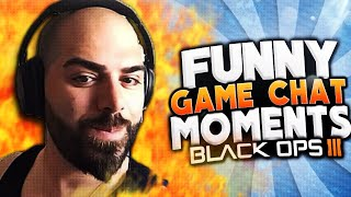 BO3 SH%T GOONSQUAD SAYS!! (Black Ops 3 Funny Game Chat Moments)