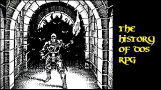 The History of DOS RPG: The Year 1983