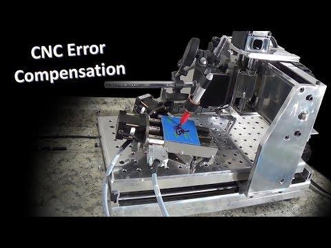 Error Compensation of CNC Machines - Part 2/4