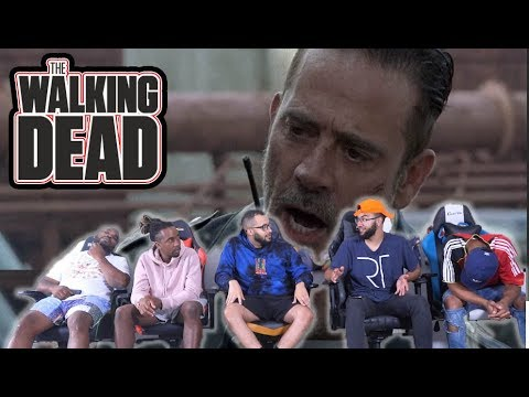 "The Walking Dead Season 8 Episode 10 ""The Lost And The Plunderers"" Reaction/Review"