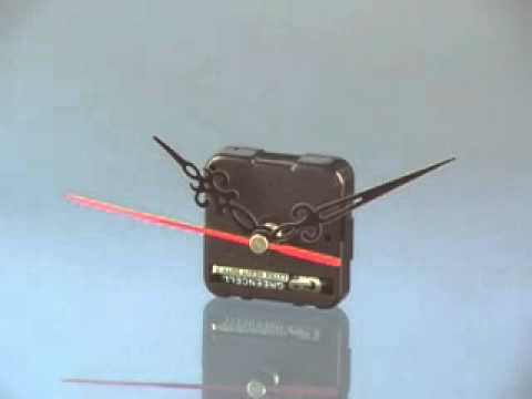 mÉcanisme d horloge inverse avec 3 sets d aiguilles youtube