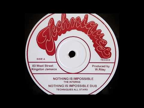 THE INTERNS, SOUL SYNDICATE, WINSTON & ANSEL - Nothing Is Impossible [1974]