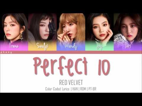 RED VELVET - PERFECT 10 LEGENDADO (Color Coded HAN/ROM/PT-BR)