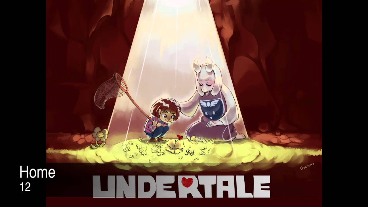 Undertale Complete Soundtrack OST